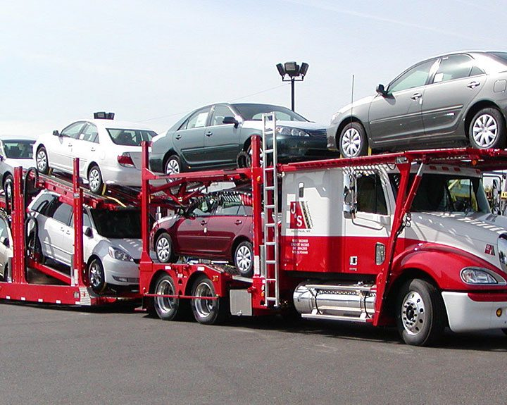 Interstate Car Mover