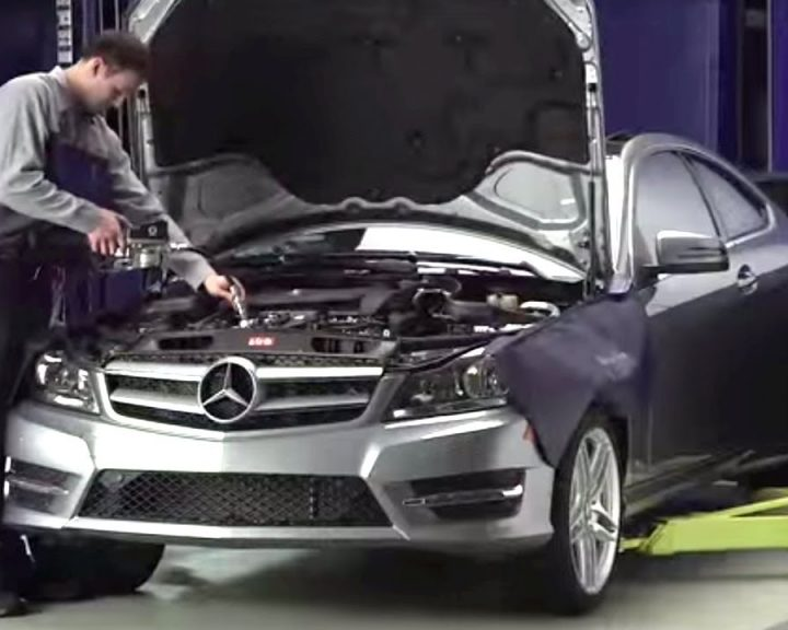 5 Tips For Keeping Your Mercedes Car Shining