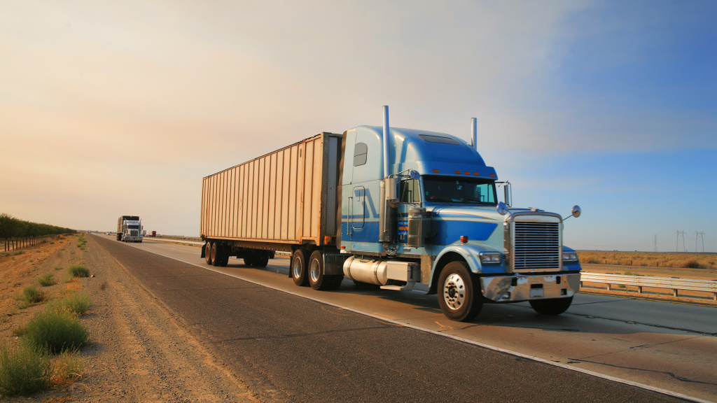 facts about semi-trucks